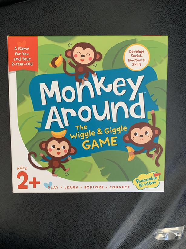Monkey around - toddler game