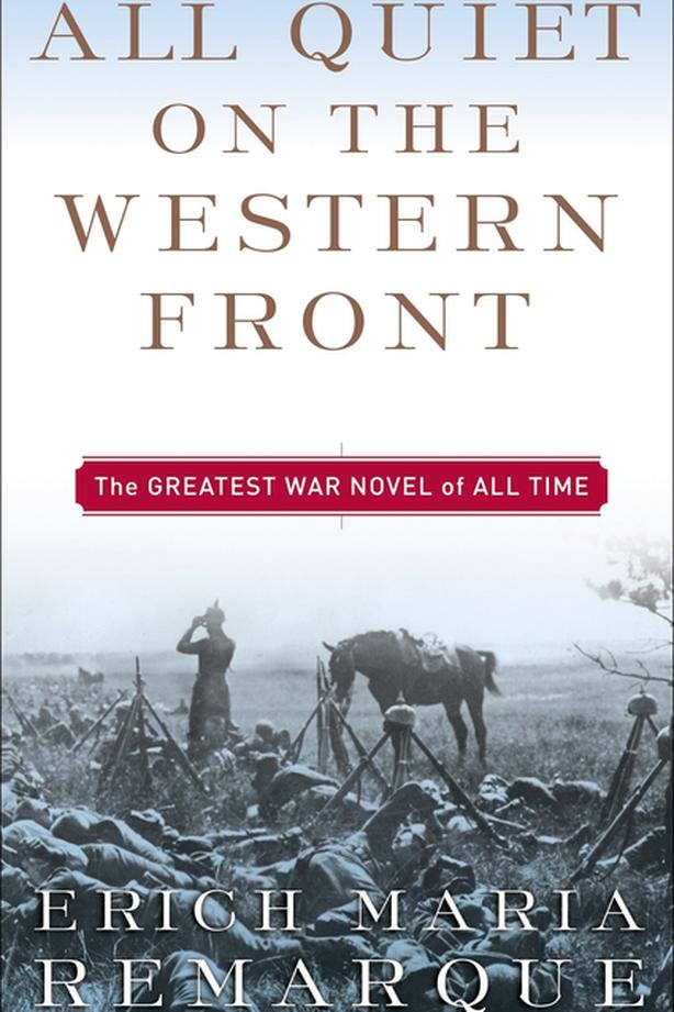 WANTED TO BUY: Book: All Quiet on the Western Front