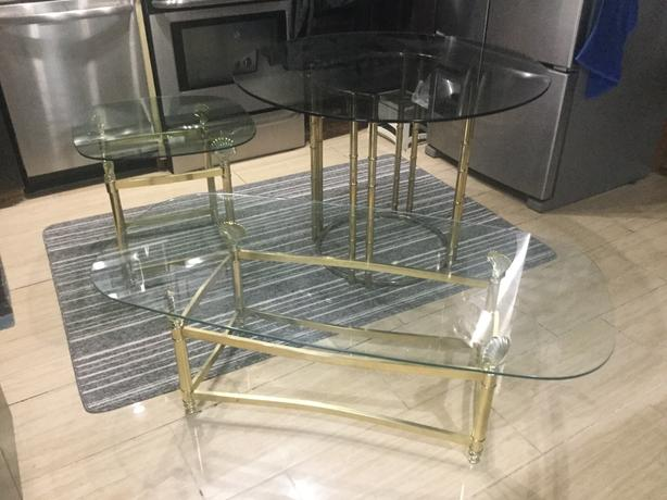Dining table/coffee table
