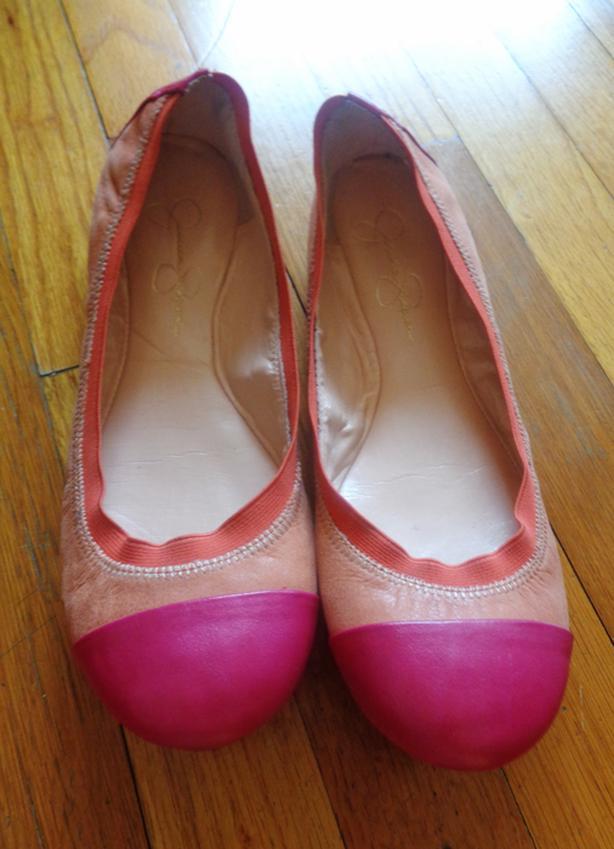 Orig.  Jessica Simpson Bold Ballet Flats
