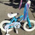 """12"""" Nakamura kid's bike w/training wheels"""