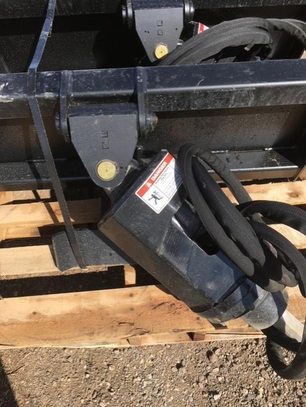 HD Earth Auger & Augers