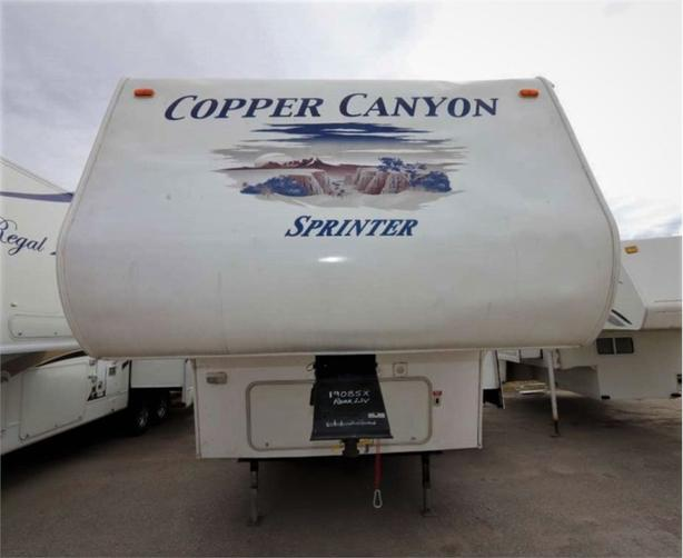 2006 Keystone RV COPPER CANYON 252FWRL