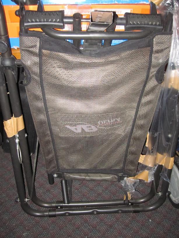 New Ab Lounge Ultra exercise chair.