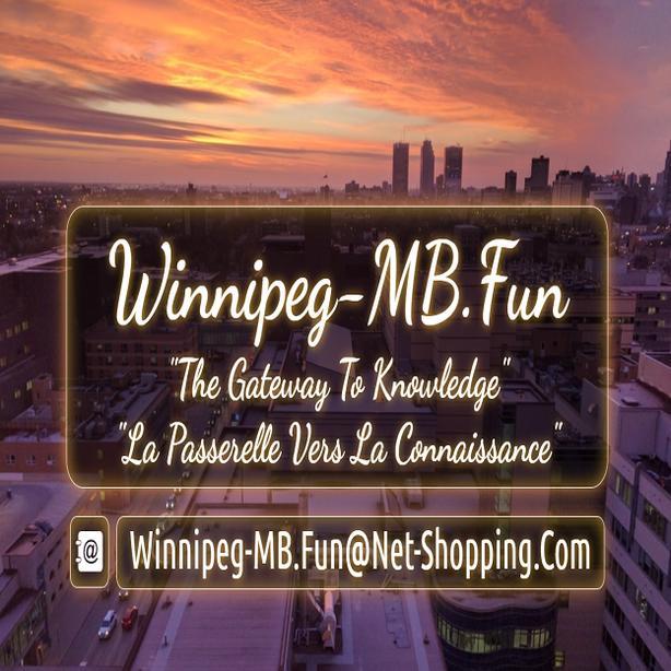 FREE: Digital Tours Of Winnipeg and Beyond