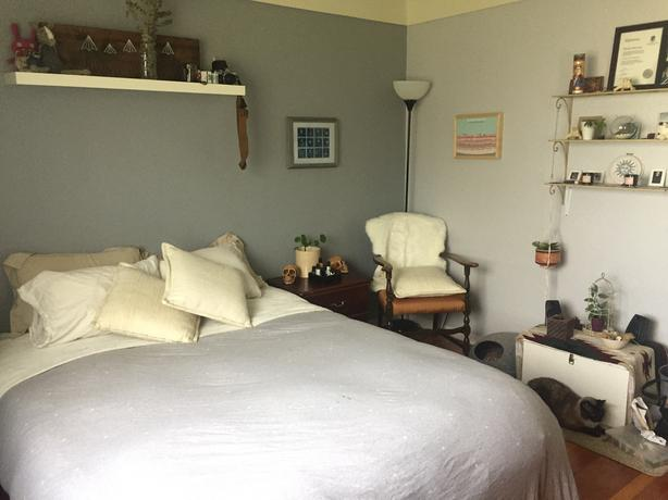 Furnished 1 Bedroom Sublet  in 2 Bedroom House