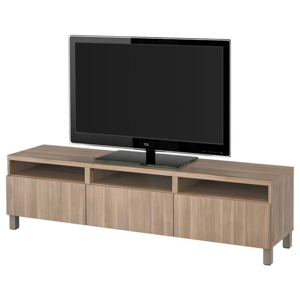 IKEA - BESTÅ TV unit with drawers, Lappviken