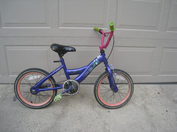 DISNEY  BIKES----FOR  CHILDREN