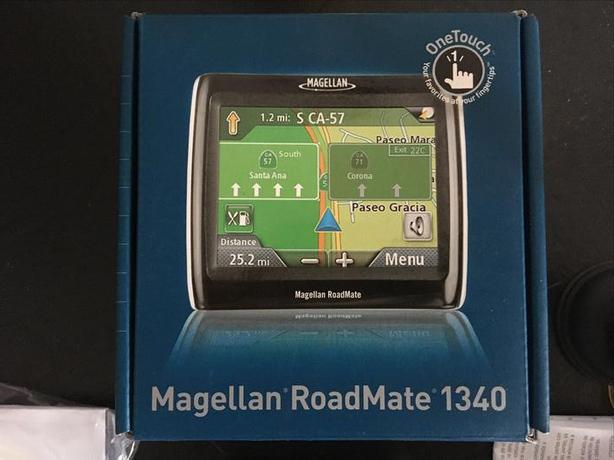 Magellan Roadmate 1340 GPS.