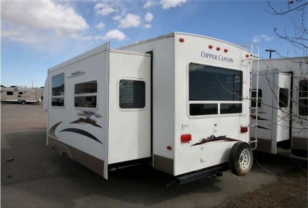 2007 Keystone RV COPPER CANYON 276FWRL