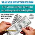 If you can copy & paste, you can earn $100-$500 Daily!