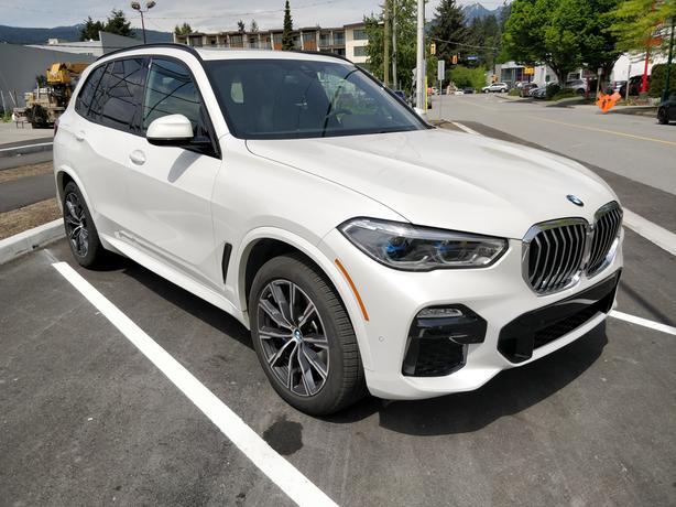 2019 BMW X5 40I XDRIVE M SPORT PKG. + M PREMIUM ENHANCED PKG.
