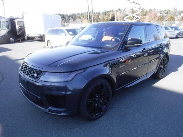2018 Land Rover Range Rover Sport Autobiography Dynamic Supercharged