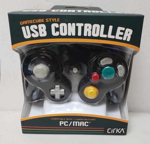 USB GameCube Controllers
