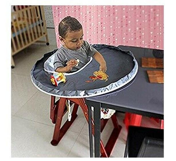 HIGH CHAIR PORTABLE & FOLDABLE SAUCER COVER