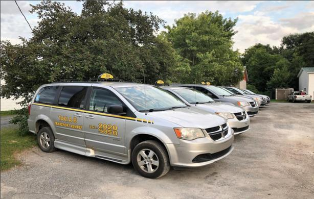 Very profitable Paratransit Transport Company for sale in Monteregie