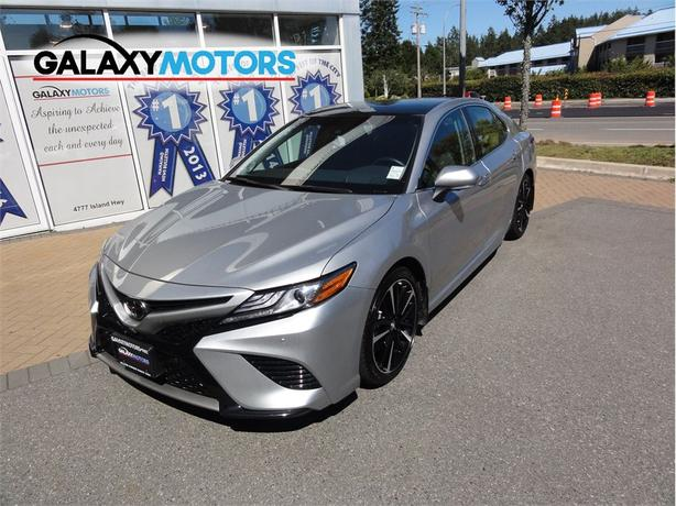 2018 Toyota Camry XSE Bluetooth, Panoramic Sunroof, Heated Seats