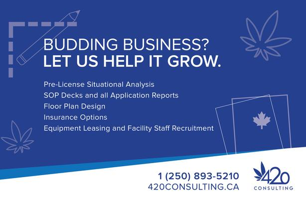 Canadian Cannabis Industry with 420 Consulting