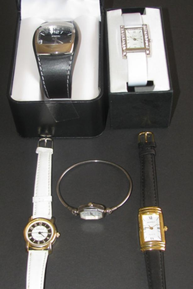 Ladies Wristwatch Rumours Westbury Shivas Watch-It Ivana Couture Mixed Lot of 5