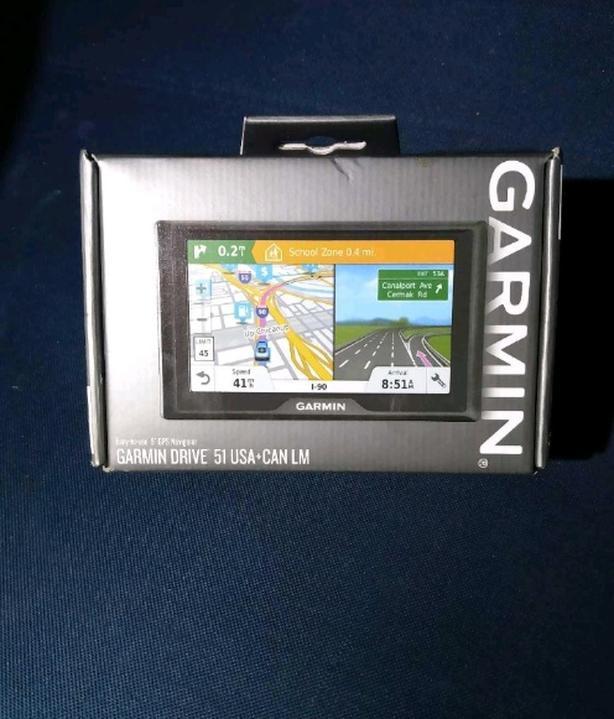 Garmin Drive 51 GPS