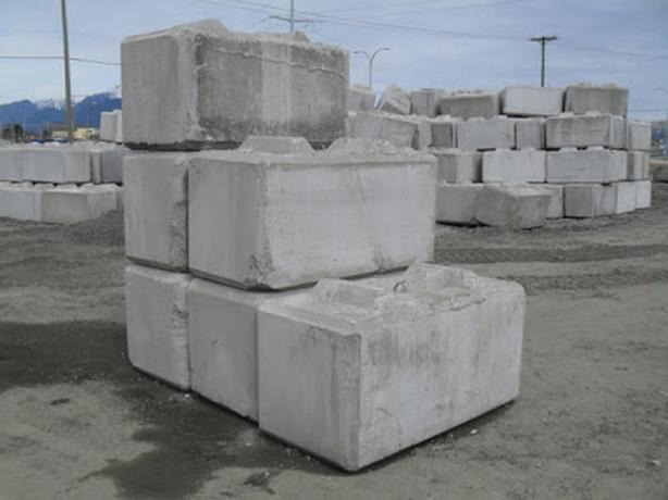 WANTED Concrete Blocks