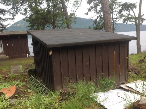 12 x 14 Shed