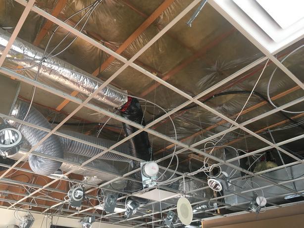 Commercial Ceiling Light fixtures