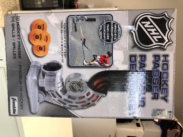 Hockey Pass Trainer