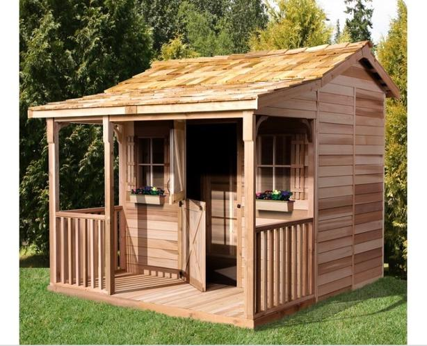 WANTED: free or cheap shed! will dissassemble/remove