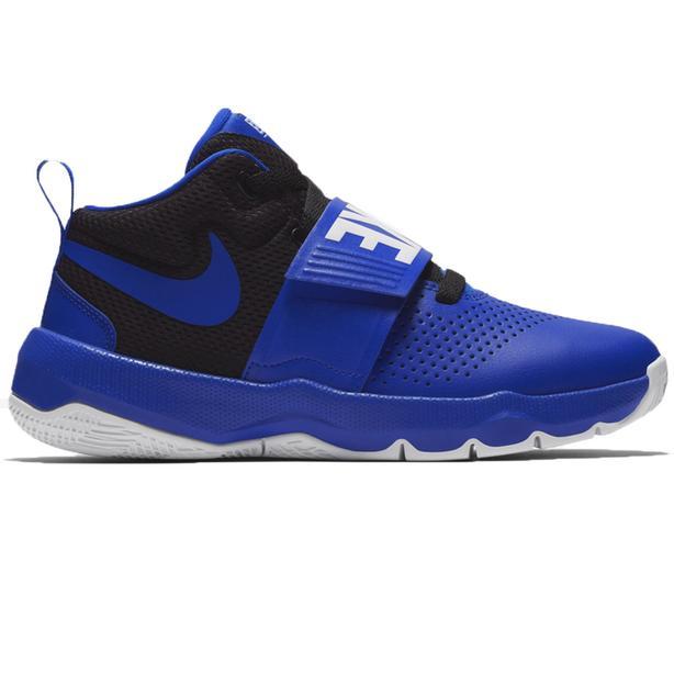 ** Boys' Nike Team Hustle D8 High Top Basketball Shoes - Size 7 ***