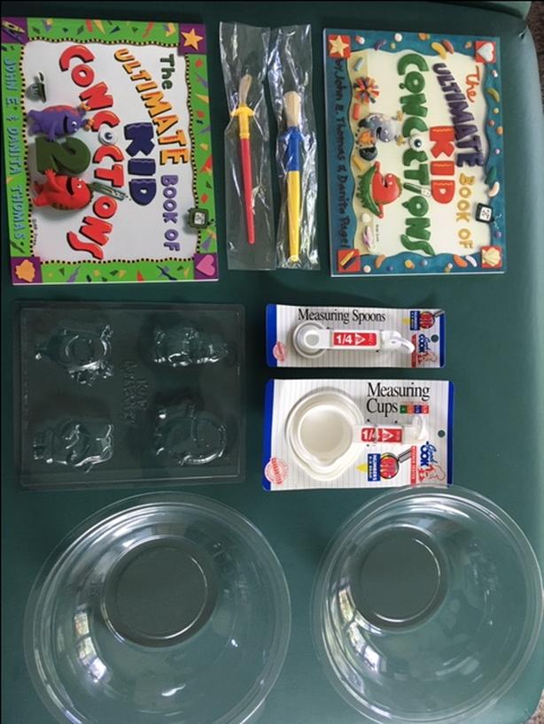 Kid Concoctions Baking Set