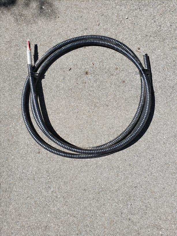 #6 Aluminum tech cable
