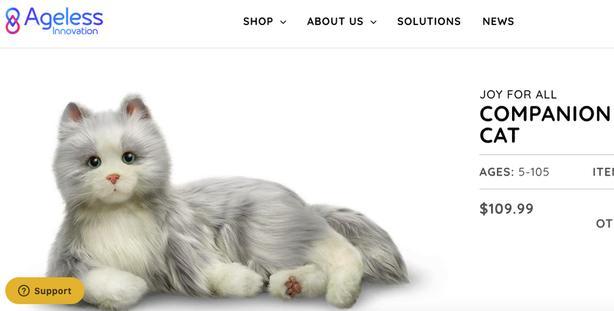 "Brand New In Box ""Smart"" Pet Cat"