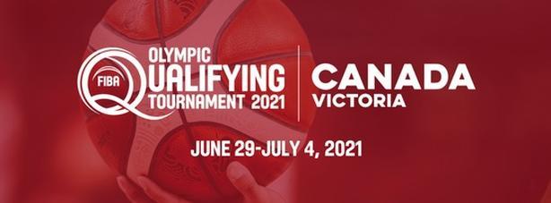 FIBA Men's Basketball Olympic Qualifying Tournament 2021