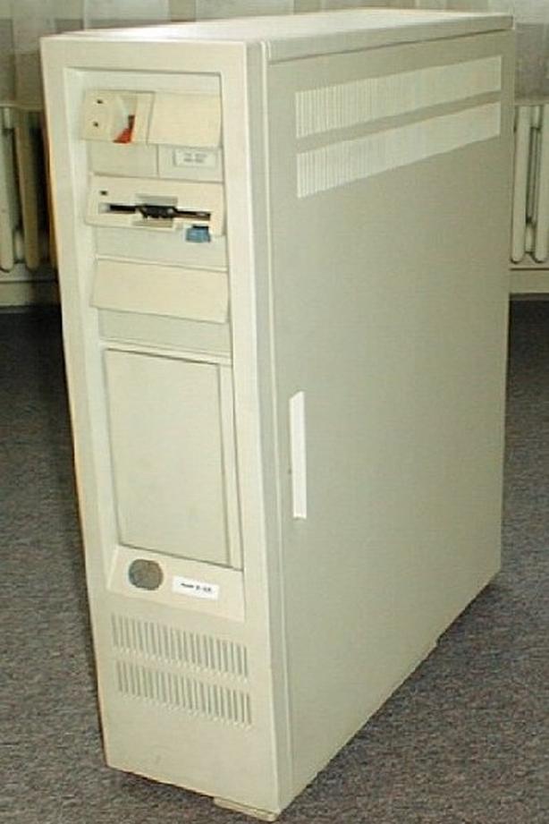 Vintage IBM PS/2 Model 60 tower