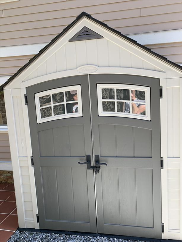 Wanted (Garden Shed)