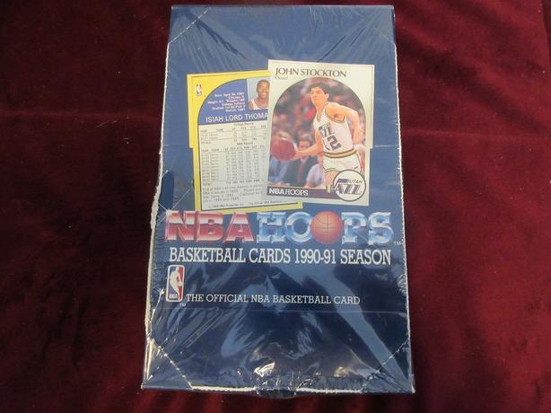 NBA Hoops 1990-91 Michael Jordan