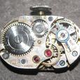 Ladies Vintage Swiss Made Roamer Wristwatch 15 Jewels Hand-Winding Working