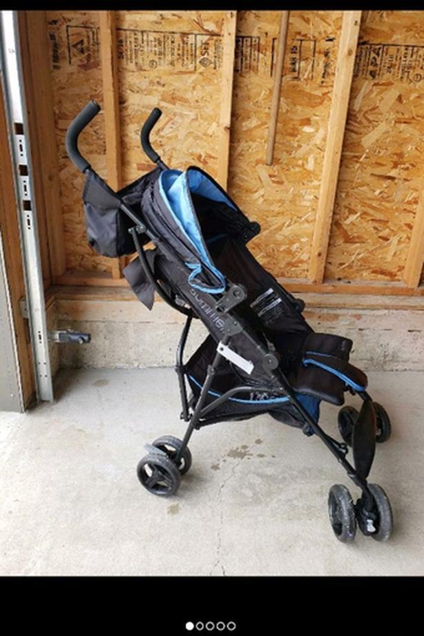 Summer 3D Mini Umbrella Stroller