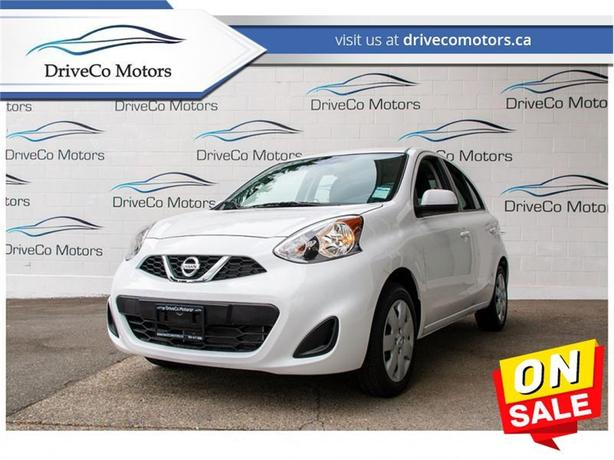 2019 Nissan Micra SV  - Low Mileage - - Bad Credit? Approved!