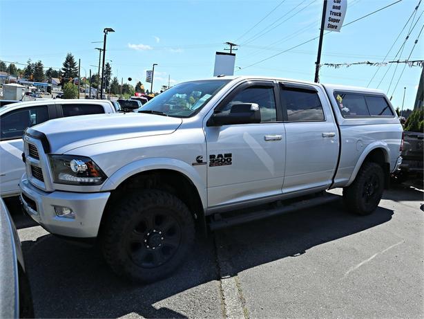 2016 Ram 3500 Laramie One Owner No Accidents