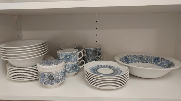 Pontesa Ironstone china dinnerware