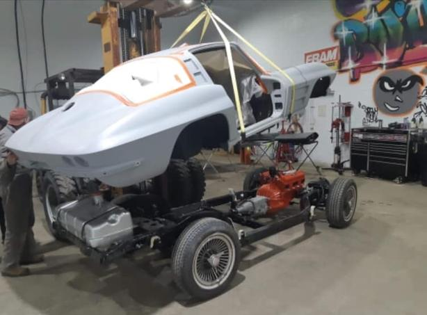 WANTED: looking for custom unique old car rebuilds