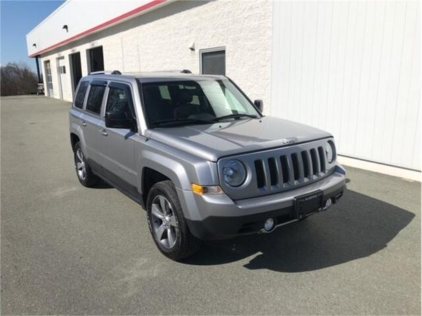 2017 Jeep Patriot 4x4 Sport / North