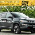 2017 Jeep Compass Trailhawk No Accidents Low Kilometers