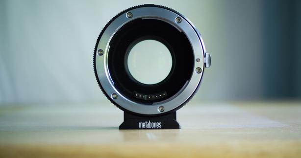 Metabones Canon EF to Micro Four Thirds T Speed Booster ULTRA 0.71x