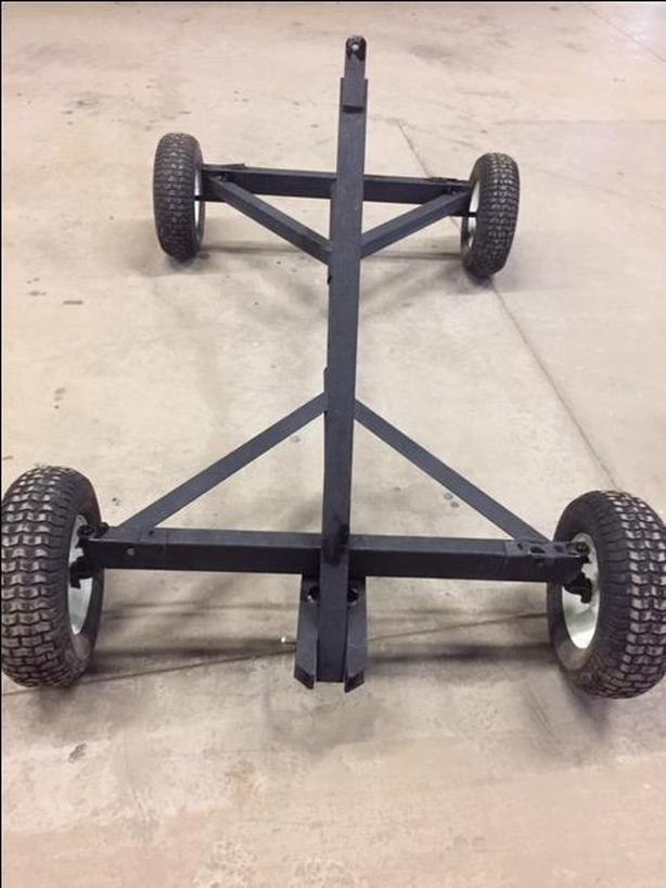 2200lb Wagon Frame