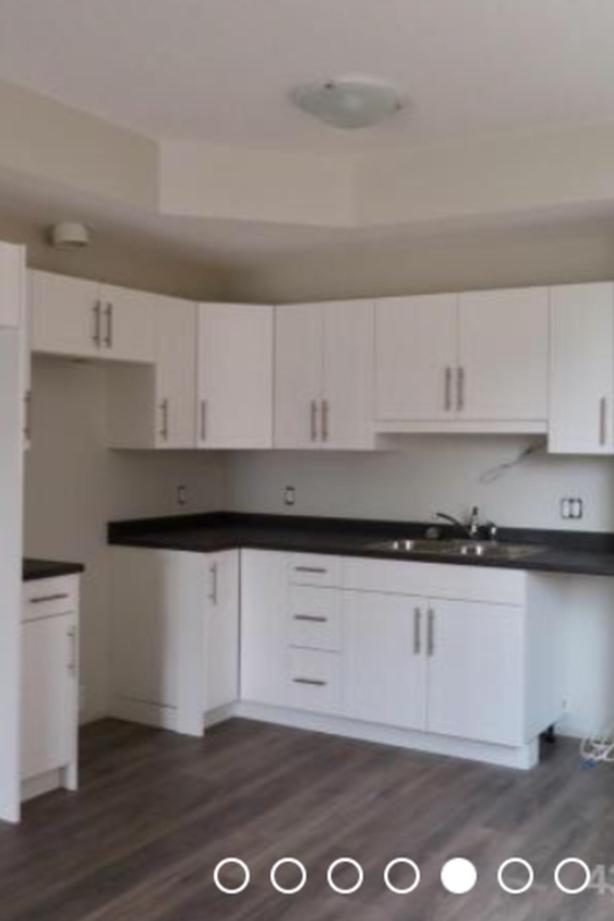 2 bedroom suite, level entry.  New subdivision.  Cinnebar
