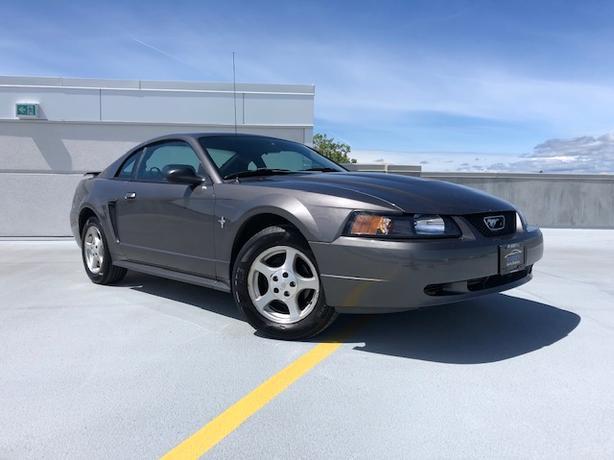 2003 Mustang , V6 Auto, Air, Alloys, Spoiler, Nice clean car.