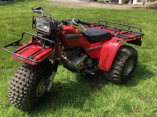 1986 Honda Big Red ATV